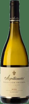 15,95 € Free Shipping | White wine Campo Viejo Félix Azpilicueta Colección Privada Crianza D.O.Ca. Rioja The Rioja Spain Viura Bottle 75 cl