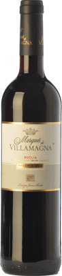 15,95 € Free Shipping | Red wine Campo Viejo Marqués de Villamagna Reserva D.O.Ca. Rioja The Rioja Spain Tempranillo Bottle 75 cl