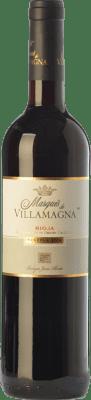 19,95 € Envoi gratuit | Vin rouge Campo Viejo Marqués de Villamagna Reserva 2010 D.O.Ca. Rioja La Rioja Espagne Tempranillo Bouteille 75 cl