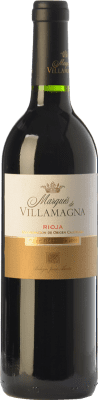 Red wine Campo Viejo Marqués de Villamagna Gran Reserva 2003 D.O.Ca. Rioja The Rioja Spain Tempranillo, Graciano, Mazuelo Bottle 75 cl