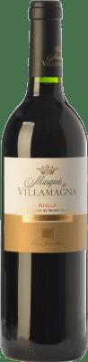 16,95 € Free Shipping | Red wine Campo Viejo Marqués de Villamagna Gran Reserva D.O.Ca. Rioja The Rioja Spain Tempranillo, Graciano, Mazuelo Bottle 75 cl