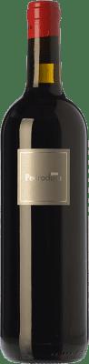 15,95 € Free Shipping | Red wine Mas Camps Pedradura Crianza D.O. Penedès Catalonia Spain Marcelan Bottle 75 cl