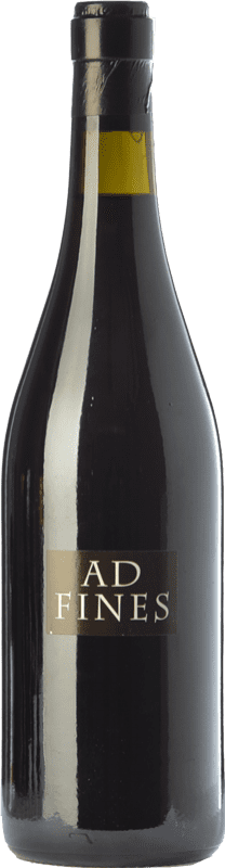 36,95 € Free Shipping | Red wine Can Ràfols Ad Fines Joven 2009 D.O. Penedès Catalonia Spain Pinot Black Bottle 75 cl