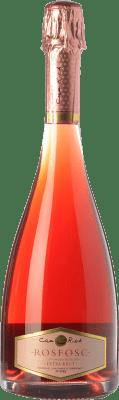 13,95 € Free Shipping | White sparkling Can Rich Rosfosc I.G.P. Vi de la Terra de Ibiza Balearic Islands Spain Syrah Bottle 75 cl