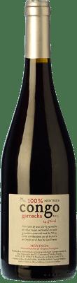 39,95 € Kostenloser Versand | Rotwein Canopy Congo Crianza D.O. Méntrida Kastilien-La Mancha Spanien Grenache Flasche 75 cl
