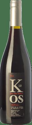 46,95 € Free Shipping | Red wine Canopy Kaos Crianza 2010 D.O. Méntrida Castilla la Mancha Spain Grenache Bottle 75 cl
