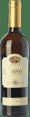 32,95 € Free Shipping | Sweet wine Cantine del Notaio L'Autentica I.G.T. Basilicata Basilicata Italy Malvasía, Muscatel White Half Bottle 50 cl
