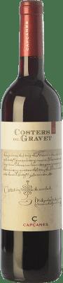 14,95 € Free Shipping | Red wine Capçanes Costers del Gravet Crianza D.O. Montsant Catalonia Spain Grenache, Cabernet Sauvignon, Carignan Bottle 75 cl