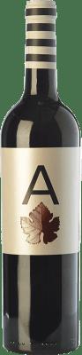 12,95 € Free Shipping | Red wine Carchelo Altico Crianza D.O. Jumilla Castilla la Mancha Spain Syrah Bottle 75 cl