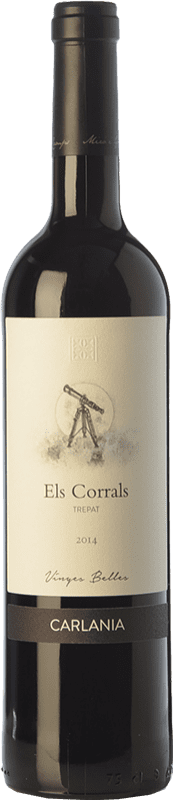 14,95 € Envoi gratuit   Vin rouge Carlania Els Corrals Joven D.O. Conca de Barberà Catalogne Espagne Trepat Bouteille 75 cl
