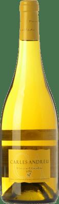 9,95 € Envío gratis | Vino blanco Carles Andreu D.O. Conca de Barberà Cataluña España Parellada Botella 75 cl