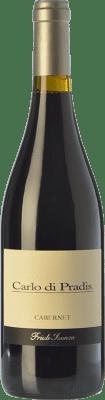 15,95 € Free Shipping | Red wine Carlo di Pradis D.O.C. Friuli Isonzo Friuli-Venezia Giulia Italy Cabernet Franc Bottle 75 cl