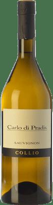 19,95 € Free Shipping | White wine Carlo di Pradis D.O.C. Collio Goriziano-Collio Friuli-Venezia Giulia Italy Sauvignon Bottle 75 cl