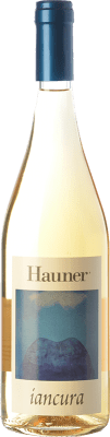 16,95 € Free Shipping | White wine Hauner Lancura I.G.T. Terre Siciliane Sicily Italy Insolia, Malvasia delle Lipari Bottle 75 cl