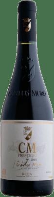 35,95 € Free Shipping   Red wine Carlos Moro Prestigio Crianza D.O.Ca. Rioja The Rioja Spain Tempranillo Bottle 75 cl
