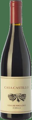 12,95 € Free Shipping | Red wine Casa Castillo Vino de Finca Crianza D.O. Jumilla Castilla la Mancha Spain Grenache, Monastrell Bottle 75 cl