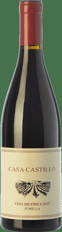 9,95 € Free Shipping | Red wine Casa Castillo Vino de Finca Crianza D.O. Jumilla Castilla la Mancha Spain Grenache, Monastrell Bottle 75 cl
