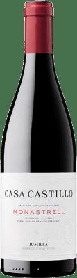 9,95 € Free Shipping | Red wine Casa Castillo Joven D.O. Jumilla Castilla la Mancha Spain Syrah, Grenache, Monastrell Bottle 75 cl