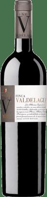 13,95 € Free Shipping | Red wine Casa del Valle Finca Valdelagua Crianza 2010 I.G.P. Vino de la Tierra de Castilla Castilla la Mancha Spain Merlot, Syrah, Cabernet Sauvignon Bottle 75 cl
