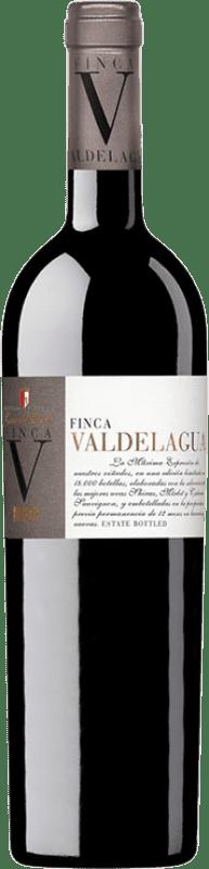 9,95 € Envoi gratuit | Vin rouge Casa del Valle Finca Valdelagua Crianza I.G.P. Vino de la Tierra de Castilla Castilla La Mancha Espagne Merlot, Syrah, Cabernet Sauvignon Bouteille 75 cl