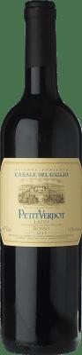 11,95 € Free Shipping | Red wine Casale del Giglio I.G.T. Lazio Lazio Italy Petit Verdot Bottle 75 cl