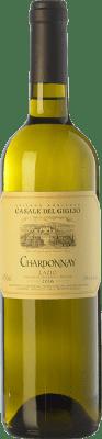 8,95 € Free Shipping | White wine Casale del Giglio I.G.T. Lazio Lazio Italy Chardonnay Bottle 75 cl