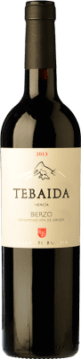 24,95 € Free Shipping | Red wine Casar de Burbia Tebaida Crianza D.O. Bierzo Castilla y León Spain Mencía Bottle 75 cl | Thousands of wine lovers trust us to get the best price guarantee, free shipping always and hassle-free shopping and returns.