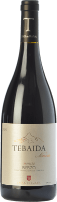 42,95 € Free Shipping | Red wine Casar de Burbia Tebaida Nemesio Crianza D.O. Bierzo Castilla y León Spain Mencía Bottle 75 cl | Thousands of wine lovers trust us to get the best price guarantee, free shipping always and hassle-free shopping and returns.