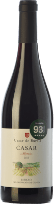 11,95 € Free Shipping | Red wine Casar de Burbia Joven D.O. Bierzo Castilla y León Spain Mencía Bottle 75 cl