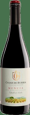 11,95 € Kostenloser Versand | Rotwein Casar de Burbia Joven D.O. Bierzo Kastilien und León Spanien Mencía Flasche 75 cl