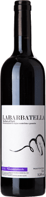 16,95 € Free Shipping | Red wine La Barbatella D.O.C. Barbera d'Asti Piemonte Italy Barbera Bottle 75 cl