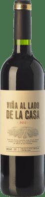 18,95 € Envoi gratuit | Vin rouge Castaño Viña al Lado de la Casa Crianza D.O. Yecla Région de Murcie Espagne Syrah, Cabernet Sauvignon, Monastrell, Grenache Tintorera Bouteille 75 cl