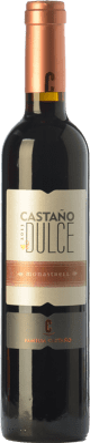 18,95 € 送料無料 | 甘口ワイン Castaño D.O. Yecla ムルシア地方 スペイン Monastrell ハーフボトル 50 cl
