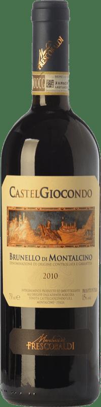125,95 € Free Shipping | Red wine Marchesi de' Frescobaldi Castelgiocondo D.O.C.G. Brunello di Montalcino Tuscany Italy Sangiovese Magnum Bottle 1,5 L