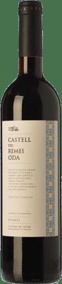 24,95 € Envío gratis | Vino tinto Castell del Remei Oda Crianza D.O. Costers del Segre Cataluña España Tempranillo, Merlot, Syrah, Cabernet Sauvignon Botella Mágnum 1,5 L