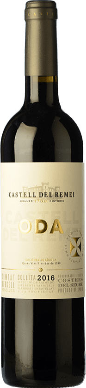 24,95 € Envío gratis   Vino tinto Castell del Remei Oda Crianza D.O. Costers del Segre Cataluña España Tempranillo, Merlot, Syrah, Cabernet Sauvignon Botella Mágnum 1,5 L