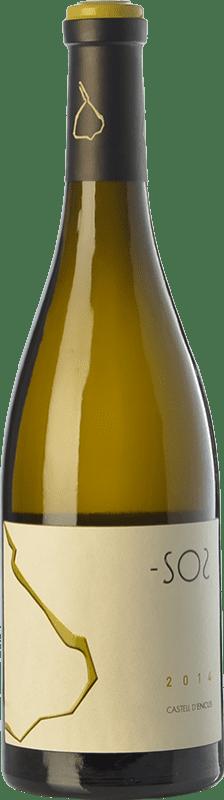 19,95 € Envío gratis   Vino blanco Castell d'Encús SO2 Crianza D.O. Costers del Segre Cataluña España Sauvignon Blanca, Sémillon Botella 75 cl