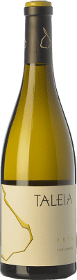 19,95 € Free Shipping | White wine Castell d'Encús Taleia Crianza D.O. Costers del Segre Catalonia Spain Sauvignon White, Sémillon Bottle 75 cl. | Thousands of wine lovers trust us to get the best price guarantee, free shipping always and hassle-free shopping and returns.