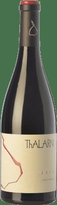 33,95 € Kostenloser Versand | Rotwein Castell d'Encús Thalarn Crianza D.O. Costers del Segre Katalonien Spanien Syrah Flasche 75 cl