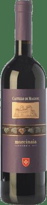 21,95 € Free Shipping | Red wine Castello di Magione Morcinaia D.O.C. Colli del Trasimeno Umbria Italy Merlot, Cabernet Sauvignon, Sangiovese Bottle 75 cl
