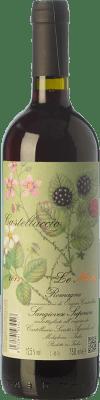 11,95 € Free Shipping | Red wine Castelluccio Le More di Romagna I.G.T. Emilia Romagna Emilia-Romagna Italy Sangiovese Bottle 75 cl