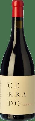 56,95 € Envío gratis | Vino tinto Castillo de Cuzcurrita Cerrado del Castillo Crianza 2009 D.O.Ca. Rioja La Rioja España Tempranillo Botella 75 cl