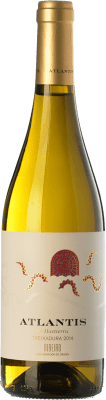 11,95 € Free Shipping | White wine Castillo de Maetierra Atlantis D.O. Ribeiro Galicia Spain Treixadura Bottle 75 cl