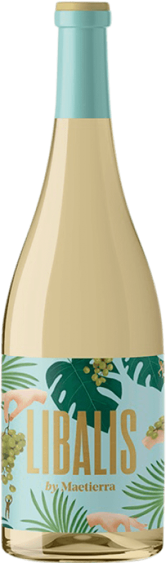 5,95 € Envío gratis   Vino blanco Castillo de Maetierra Libalis Muscat I.G.P. Vino de la Tierra Valles de Sadacia La Rioja España Viura, Malvasía, Moscatel Grano Menudo Botella 75 cl