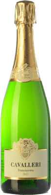 39,95 € Free Shipping | White sparkling Cavalleri Collezione Grandi Cru 2011 D.O.C.G. Franciacorta Lombardia Italy Chardonnay Bottle 75 cl. | Thousands of wine lovers trust us to get the best price guarantee, free shipping always and hassle-free shopping and returns.