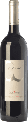 12,95 € Free Shipping | Red wine Cedó Anguera Clònic Joven D.O. Montsant Catalonia Spain Syrah, Cabernet Sauvignon, Carignan Bottle 75 cl