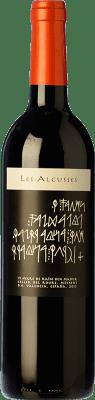 12,95 € Envoi gratuit | Vin rouge Roure Les Alcusses Joven D.O. Valencia Communauté valencienne Espagne Tempranillo, Merlot, Syrah, Cabernet Sauvignon, Monastrell Bouteille 75 cl