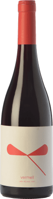 7,95 € Free Shipping | Red wine Roure Parotet Vermell Joven D.O. Valencia Valencian Community Spain Grenache, Monastrell, Mandó Bottle 75 cl. | Thousands of wine lovers trust us to get the best price guarantee, free shipping always and hassle-free shopping and returns.