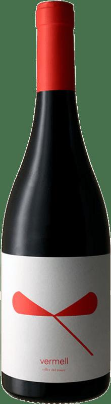 8,95 € Free Shipping | Red wine Roure Parotet Vermell Joven D.O. Valencia Valencian Community Spain Grenache, Monastrell, Mandó Bottle 75 cl