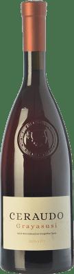 17,95 € Free Shipping | Rosé wine Ceraudo Grayasusi Etichetta Rame I.G.T. Val di Neto Calabria Italy Gaglioppo Bottle 75 cl
